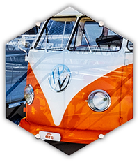 arc VW bus